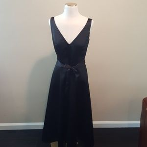 Adrianna Papell Occasions Black Formal Dress size